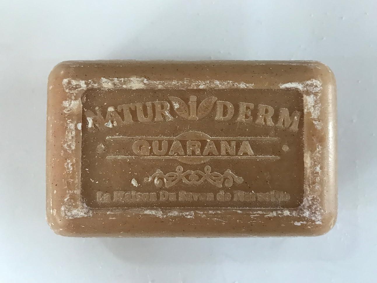 シェルタードライ二年生Savon de Marseille Naturiderm Soap Guarana 125g