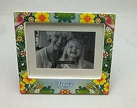 Hallmark MAW1709 - Nana 4x6 Photo Frame - Catalina Estrada Collection