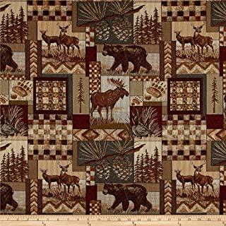 Best moose upholstery fabric Reviews