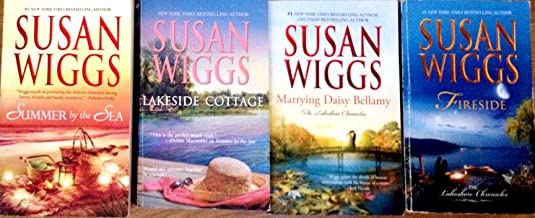 Collector's Set (4- Paperback Books): Fireside, Summer By The Sea, Lakeside Cottage, & Marrying Daisy Bellamy