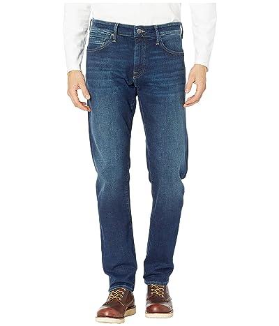 Mavi Jeans Zach Mid-Rise Straight Leg in Deep Brushed Cashmere (Deep Brushed Cashmere) Men