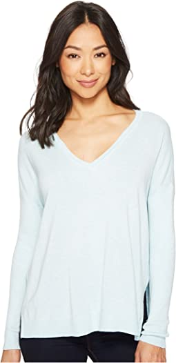 Lilla P - Oversized V-Neck