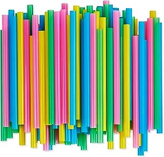 jumbo wrapped straws