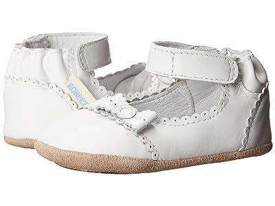 Robeez Catherine Mini Shoez (Infant/Toddler) (White) Girl