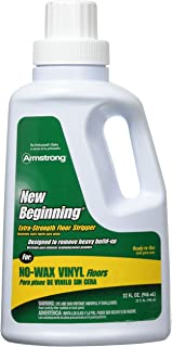 Armstrong World 325124 Armstrong New Beginning Floor Cleaner and Stripper 32OZ