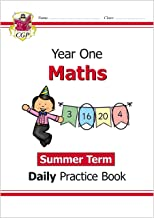 New KS1 Maths Daily Practice Book: Year 1 - Summer Term