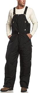 Men's Yukon Arctic Quilt Lined Zip to Waist Biberalls R33