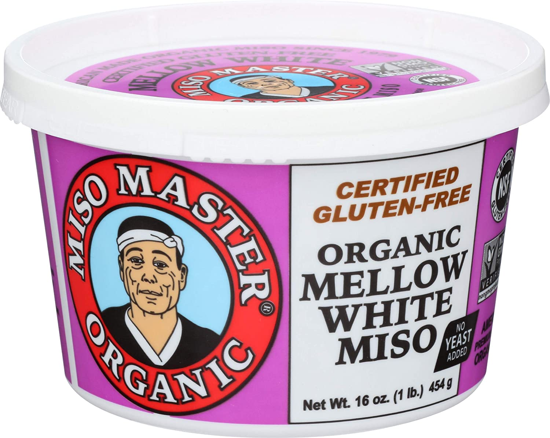 Miso Master Mellow White Organic Max 68% OFF 16 shop oz