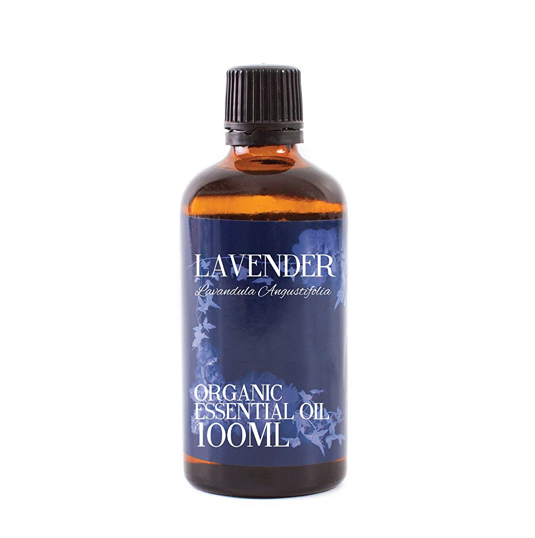 魔術ウガンダ酔ったMystic Moments | Lavender Organic Essential Oil - 100ml - 100% Pure