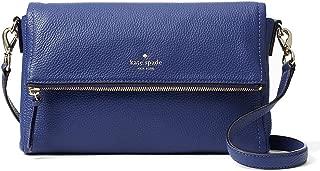 Kate Spade Cobble Hill Marsala Leather Bag , Asilah Blue