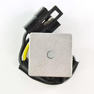 Voltage Regulator Rectifier For Ski-Doo Lynx Formula Mach Z MX Z Skandic Summit Tundra 280 440 500 583 670 800 1995 1996 1997 1998 1999 2000 2001 2002 2003 2004 2005 OEM Repl.# 515163800 410110600