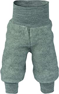 100% Organic Merino Wool Fleece Baby Pants. Made in Germany.