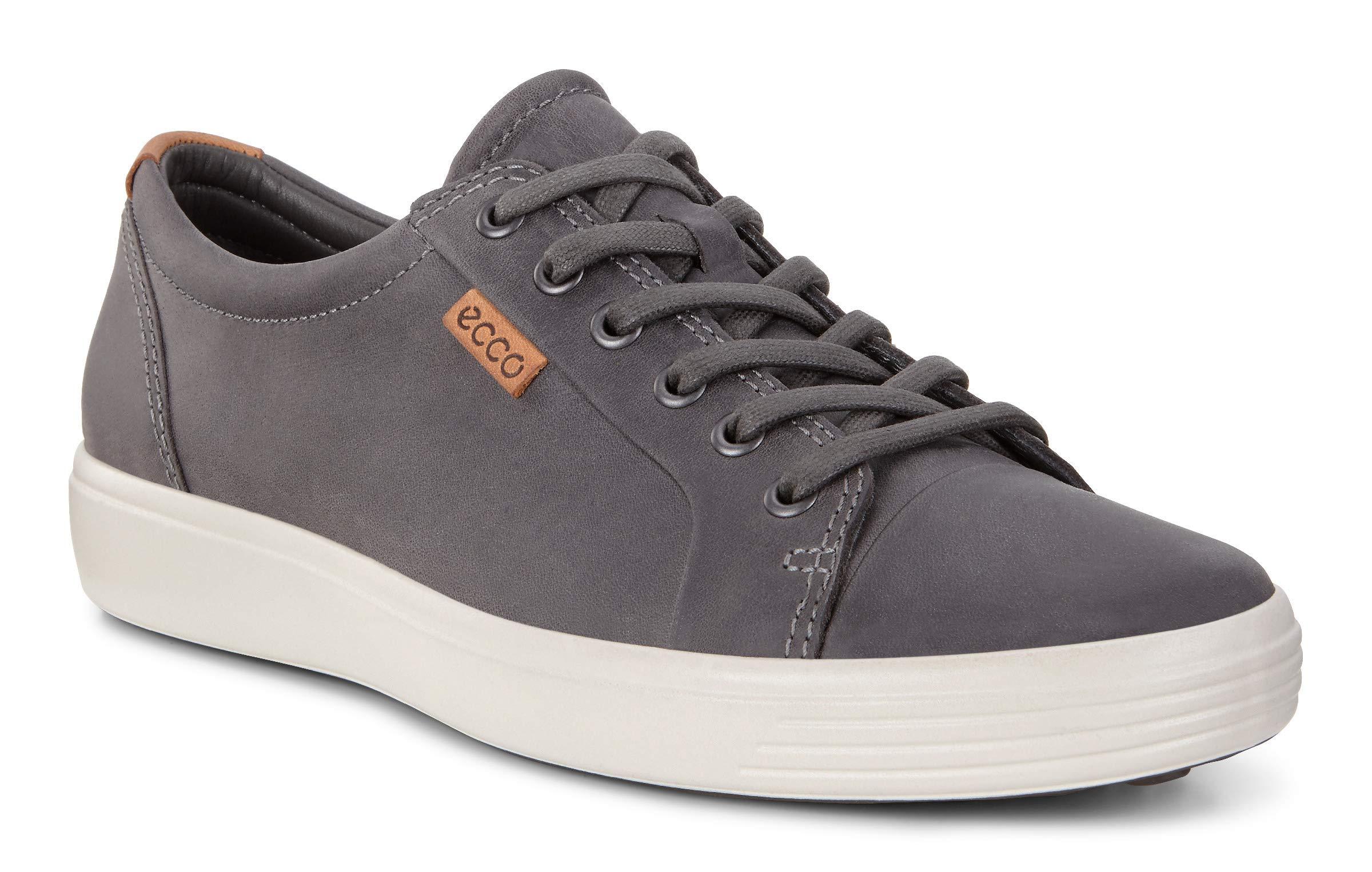 ECCO Sneaker Titanium Nubuck 10 10 5