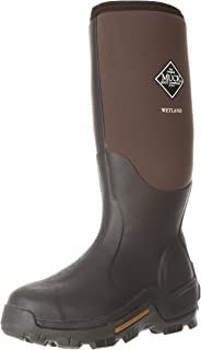 Muck Wetland Rubber Premium Men's Field Boots