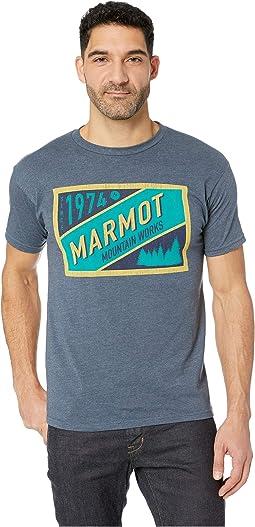 Mountain Tab Short Sleeve T-Shirt