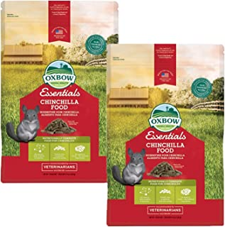 Best chinchilla food oxbow Reviews