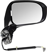 TYC 4711131 Honda Civic Non Heated Replacement Right Mirror, 1 Pack