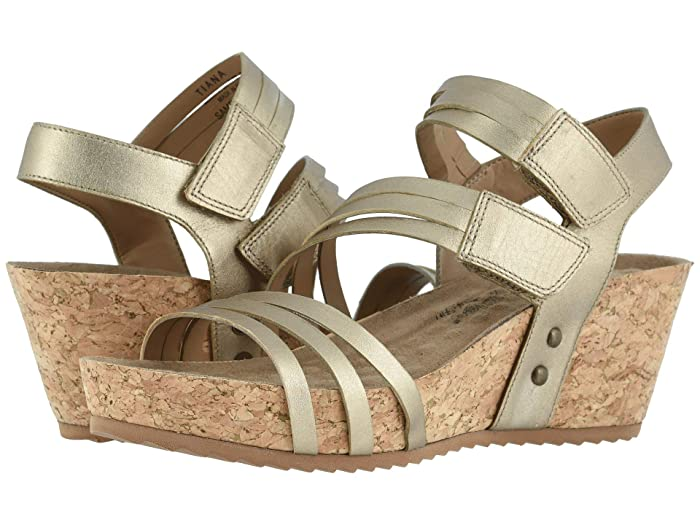 Walking Cradles  Tiana (Soft Gold Cashmere) Womens  Shoes