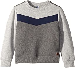 Pieced Sweatshirt (Toddler/Little Kids/Big Kids)