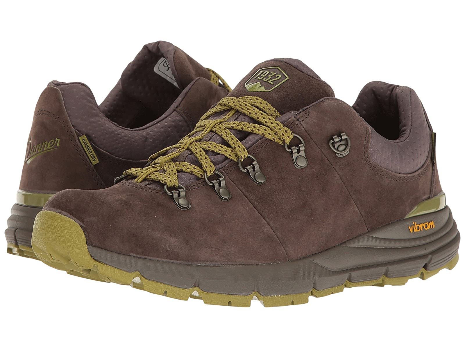 "Danner Mountain 600 Low 3""Atmospheric grades have affordable shoes"