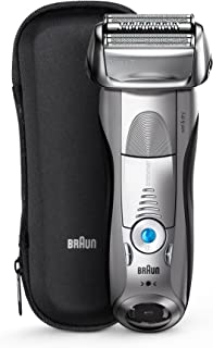 Braun 7893S Wet and Dry Premium Electric Shaver (Silver)