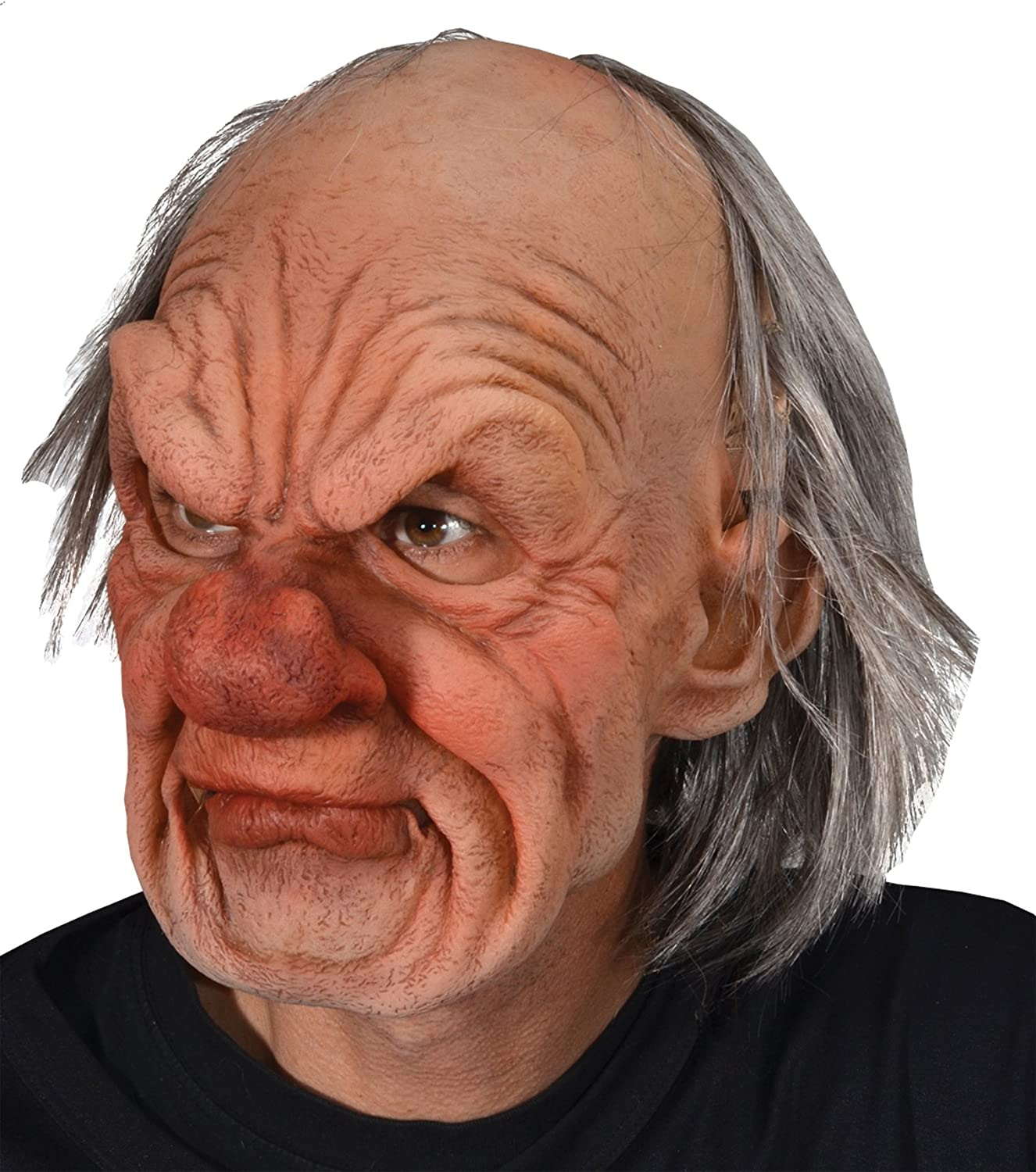 Zagone Studios Men's Grumpy  Supersoft , Flesh, Adult One Size (US)
