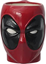 Monogram Marvel Taza 3D Deadpool, Multicolor (0077764685439)