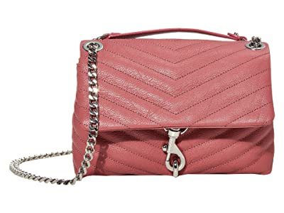 Rebecca Minkoff Edie Crossbody (Fig) Cross Body Handbags