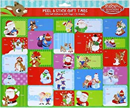 Best rudolph the red nosed reindeer gift tags Reviews