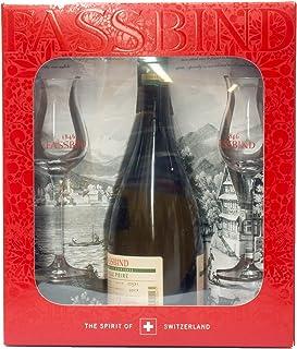 Fassbind Vieille Poire Barrique  GB mit 2 Gläsern 1 x 0,7l