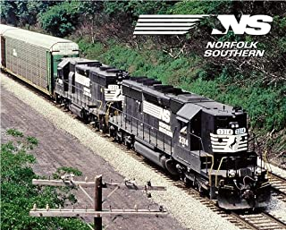 A-Trains Norfolk Southern High Hoods 8