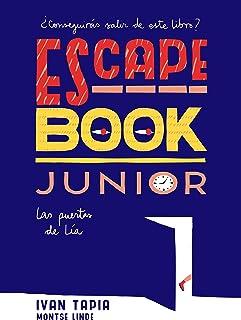 Escape Book Junior (Ocio y deportes): Las puertas de Lía (Librojuego)