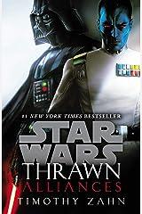 Thrawn: Alliances (Star Wars) Kindle Edition