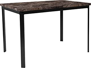 faux marble dining table top