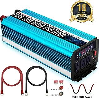 Best 1500 watt dc to ac power inverter Reviews