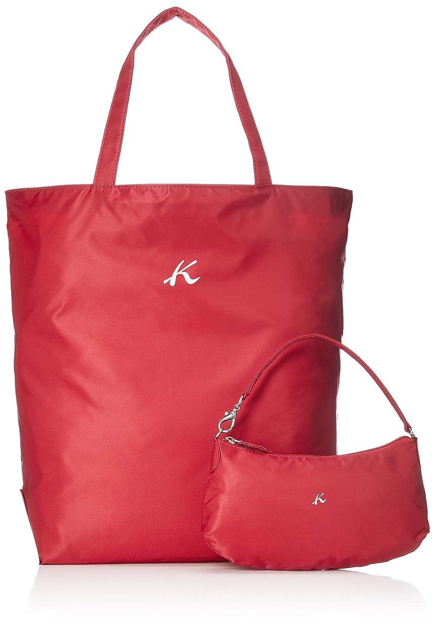 九退屈なスポーツの試合を担当している人[キタムラ] 折りたたみショッピングバッグ 目隠しフラップ付き ZH0108
