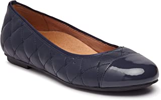 Women's Spark Desiree Ballet Flat - Ladies Flats with Concealed Orthotic Arch Support