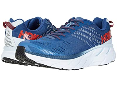 Hoka One One Clifton 6 (Ensign Blue/Plein Air) Men