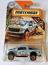 Matchbox 2018 MBX Off Road 9/20 - '10 Ford F-150 SVT Raptor (Gulf)