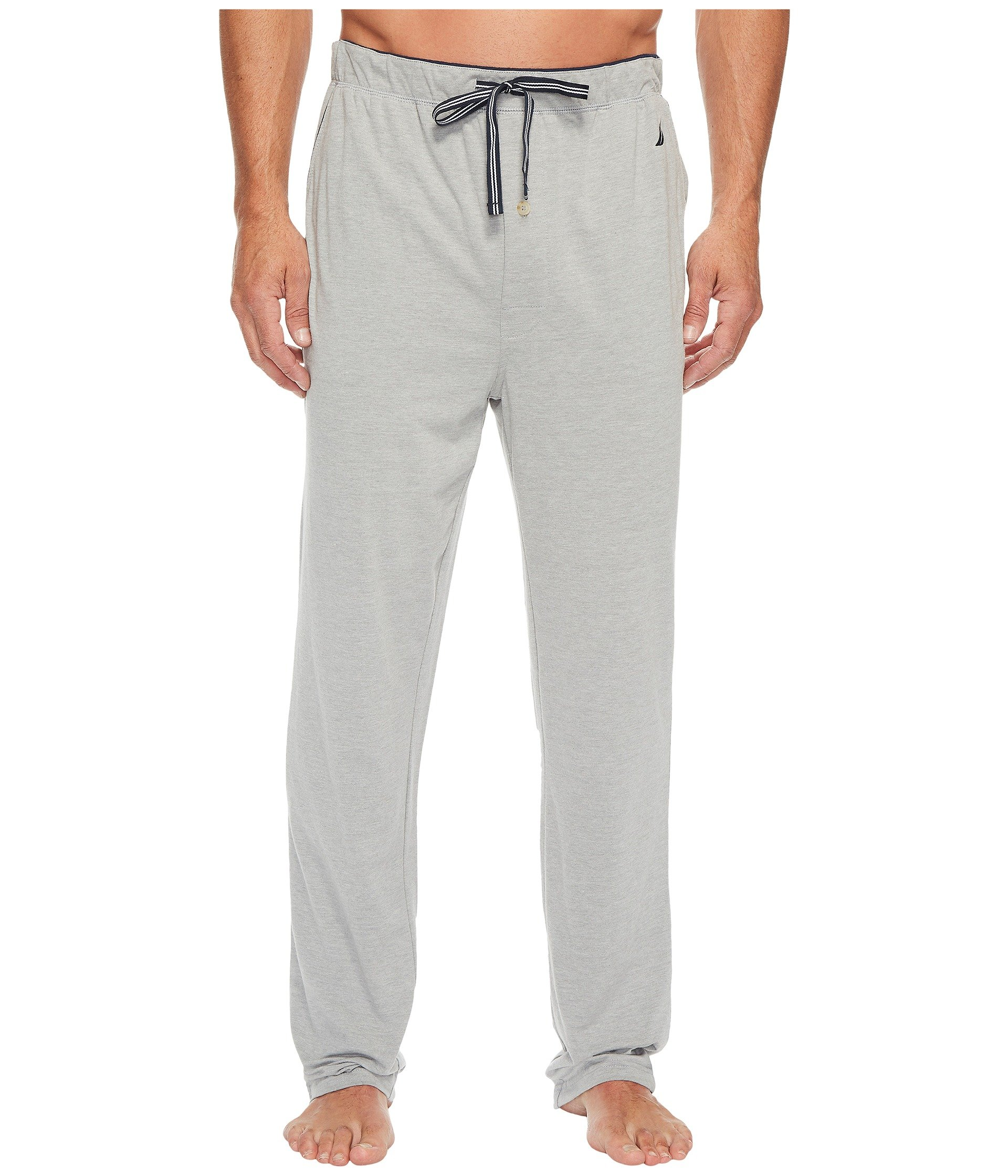 Knit Sleep Grey Heather Nautica Pants Hq6xwUU