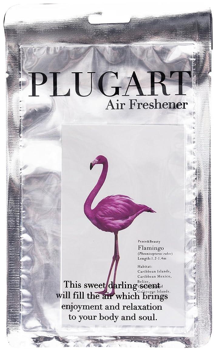 口苗ミニチュアノルコーポレーション サシェ プラグアート ハンガータイプ 消臭 アンバーフローラルの香り PLA-2-2
