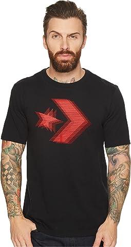 Converse - Lenticular Star Chevron T-Shirt