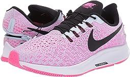 4a2b232b10cf Nike. Air Zoom Pegasus 35.  120.00. 4Rated 4 stars. Half Blue Black Hyper  Pink White