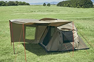 M.W.M エアーテントシェルター READY Tent ファミリーキャンプ