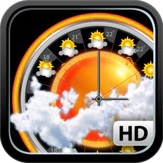 eWeather HD with Future Radar, Alerts and Air Quality