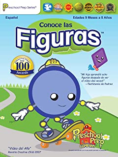 Meet the Shapes (Spanish Version)