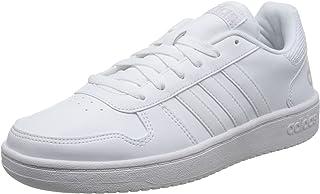 Adidas VS Hoops 2.0 Ayakkabı, Mens Spor Ayakkabılar, Beyaz (Beyaz 01), 46 EU