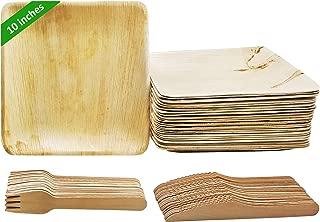 fancy compostable plates
