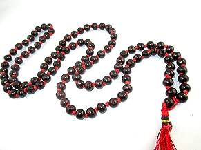Hitech 108 Beads Rosewood Japa Mala - 38