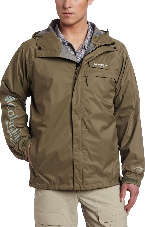 Columbia Men's HydroTech Packable Rain Jacket